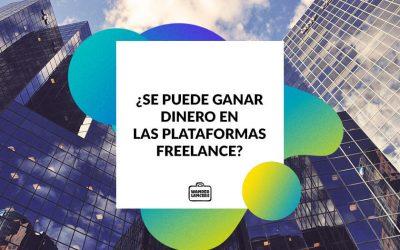 ¿Sirve trabajar en Plataformas freelance?
