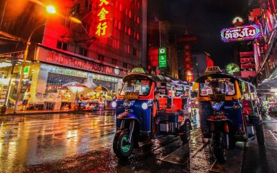 Ser Freelancer en Bangkok