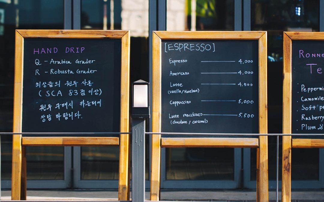 Ponerle precio a tu trabajo: tarifarios freelance