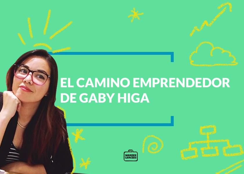 El camino emprendedor de Gaby Higa